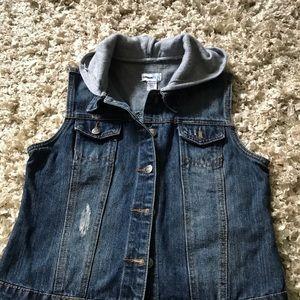 Beautiful jeans jacket